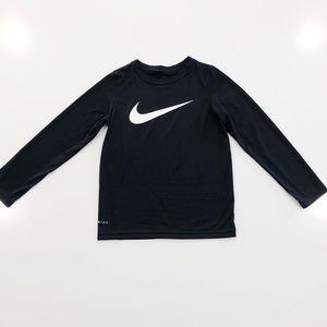Boys Nike Dri Fit Top
